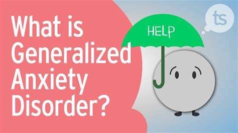 what is generalized anxiety disorder