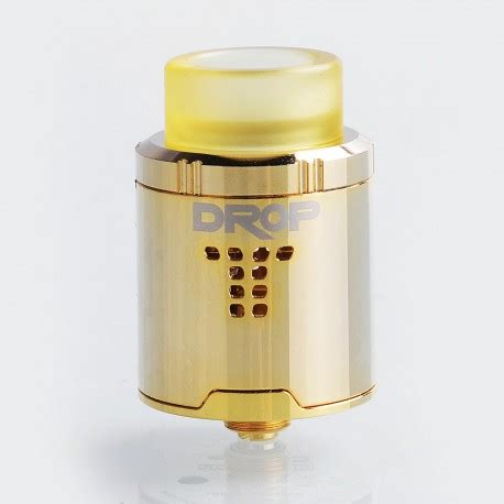 Sale Eleaf Lemo Drop Rda Rebuildable Atomizer 27ml authentic digiflavor drop bf rda gold rebuildable atomizer