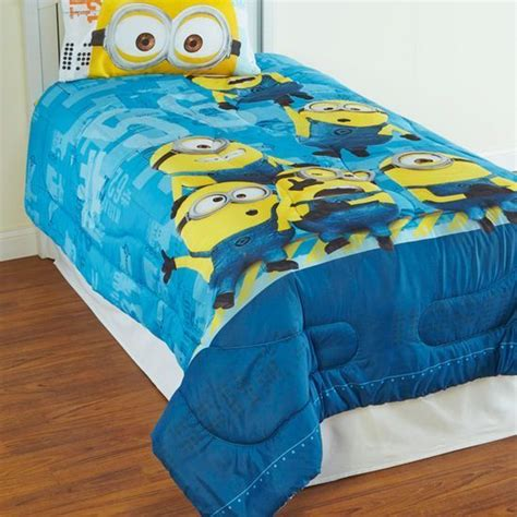 Minions Comforter Set by The World S Catalog Of Ideas