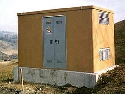cabina elettrica enel adnkronos