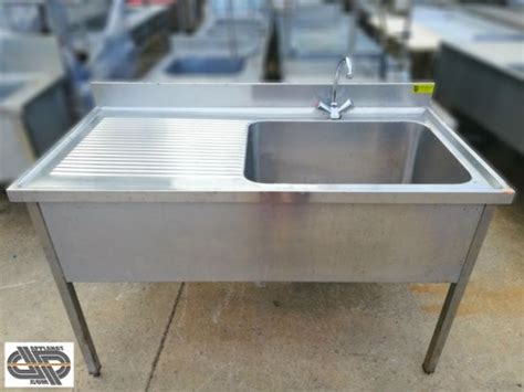 Evier Inox Professionnel D Occasion by Plonge Inox Professionnelle 1400 X 700 Mm Occasion Nous
