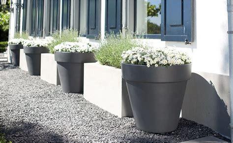 vasi giardino resina vasi per piante in resina vasi da esterno in resina per