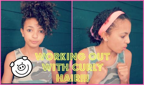 hairstyles for 2014 black hair working out hairstyles for working out with curly hair isisbeauty17