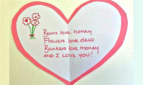 preschool valentines day poems s day poems kidspot