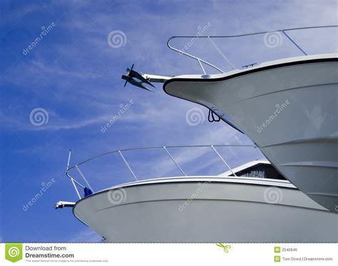 boat overhead two boats overhead stock photo image of point fiberglass
