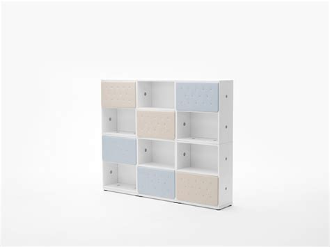 nendo ofon coin assembled office furniture for kokuyo