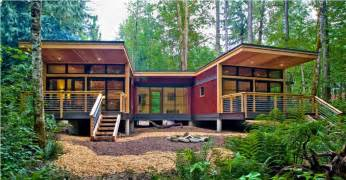 Cabins Designs Prefab Modern Cabin Plans New Home Designs The Awesome