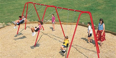 swing com playground swings for commercial playgrounds