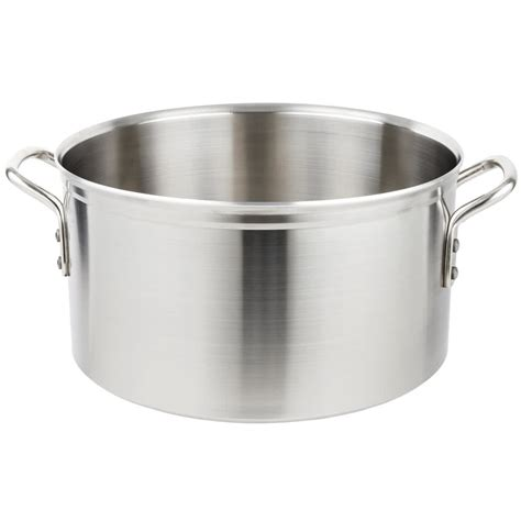 Alas Tatakan Pot Diameter 35cm vollrath 77523 tribute 20 qt stainless steel sauce stock pot