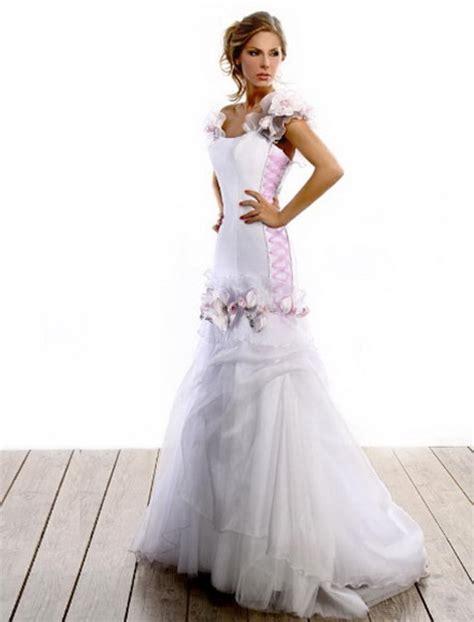 abito da sposa a fiori abiti da sposa con fiori