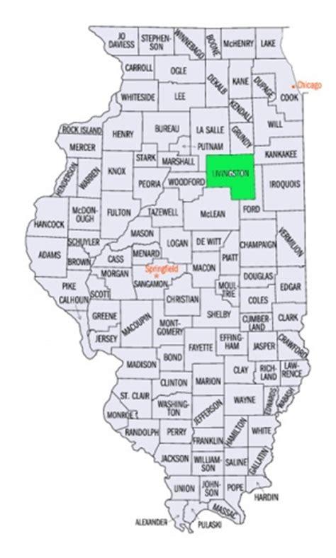 Livingston County Search Livingston County Illinois Usa Gameo