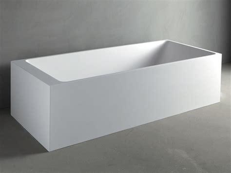 rectangular bathtubs rectangular mineralmarmo 174 bathtub square by rifra
