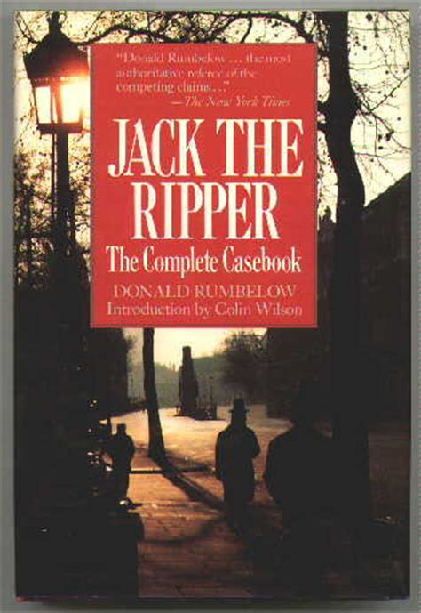 the ripper books the ripper