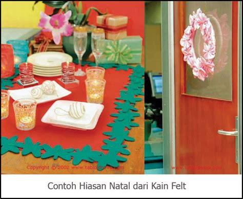 membuat hiasan pohon natal dari pita rangkaian bunga natal kreatif membuat hiasan natal cantik