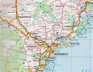 newcastle australia map aberdeen australian abattoirs