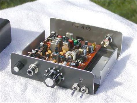 diy projects electronics 75 meter ssb transceiver