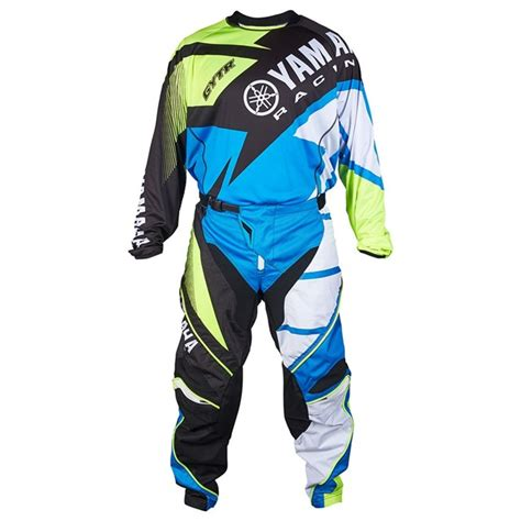 motocross racing apparel yamaha racing mx ayers