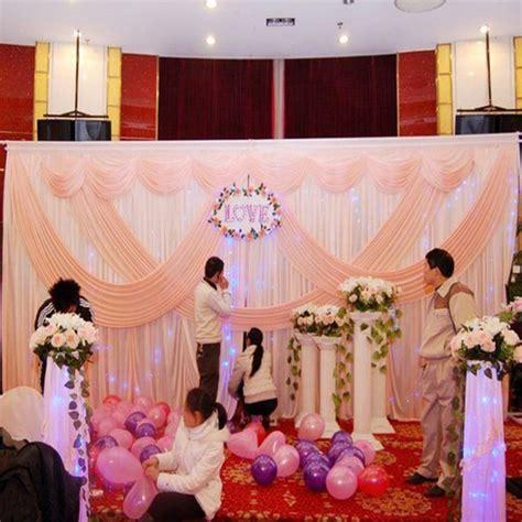 Buy Wedding Backdrop by Popular Pink Wedding Backdrop Buy Cheap Pink Wedding