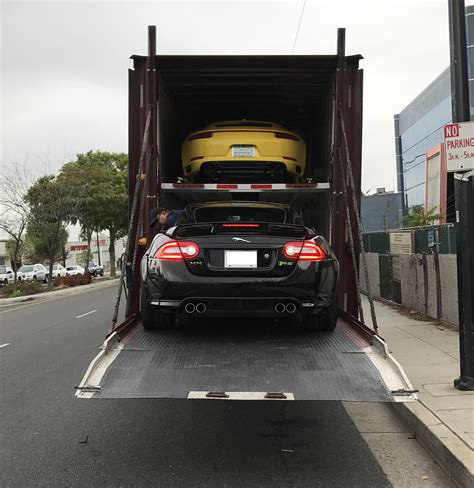 enclosed auto transport san jose car transport auto
