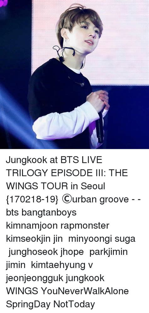 Bts Live Trilogy Episode The Wings Tour The Zip Up Hoodie 1 jungkook at bts live trilogy episode iii the wings tour in