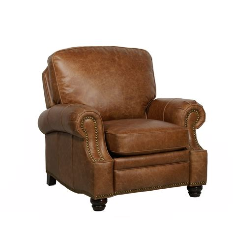 Barcalounger Leather Recliner Reviews by Barcalounger 74727540116 Vintage Reserve Longhorn Ii