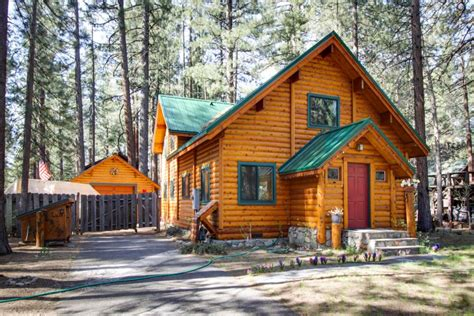 Cabins Near South Lake Tahoe by Charming Log Cabin At Al Tahoe 3 Bd Vacation Rental In