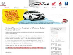 Honda Motorrad Zentrum Salzburg by Auto Und Motorrad Zentrum Wollstadt Gmbh Co Kg In