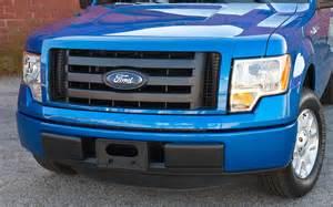 2011 ford f 150 v 6 stx regular cab front grill