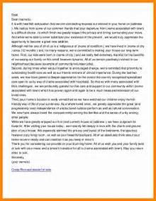 6 Home Offer Letter Sample Day Care Resume