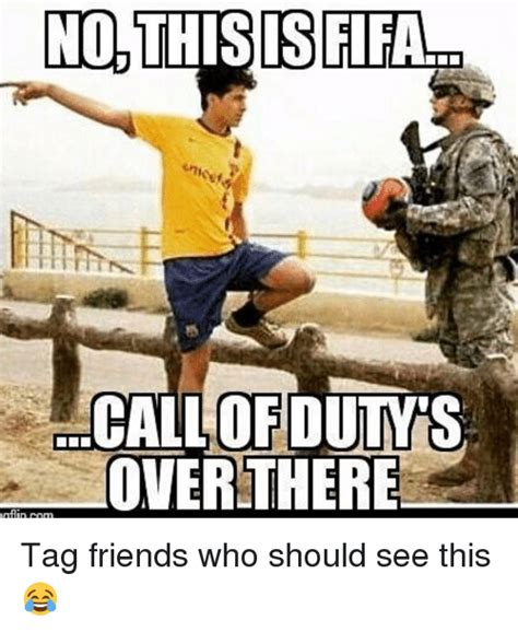 This Is Meme - no this is fifa call of duty s over there main roma tag