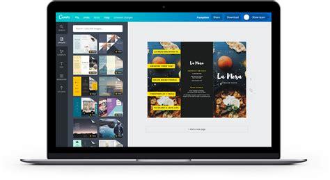 canva gratis crea un opuscolo personalizzato online gratis canva