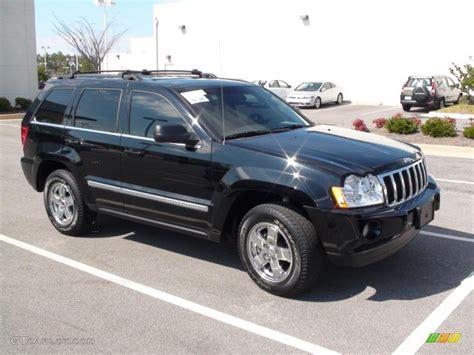 jeep limited black 2006 black jeep grand cherokee limited 4x4 26437137