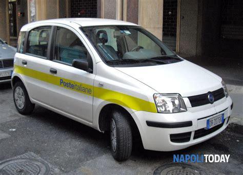 ufficio recapito poste italiane rapina furgone delle poste a casavatore