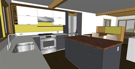 google sketchup kitchen design google sketchup kitchen design http chezerbey com 2010 01