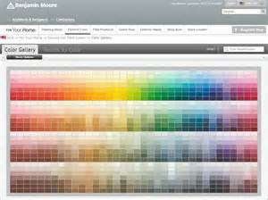 paint color selector benjamin helps you decide what color to paint your