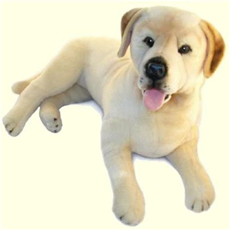 best toys for lab puppies yellow lab stuffed animals yellow lab plush toys doggiechecks