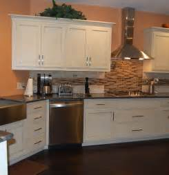 shaker paint glaze kitchen cabinets haus custom
