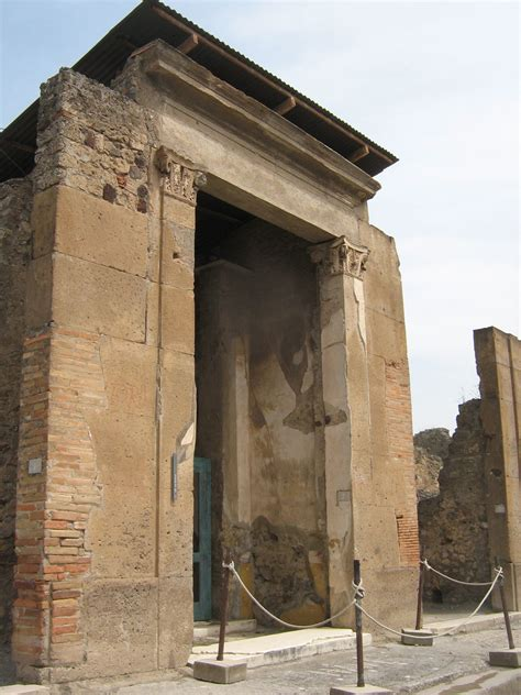 House Of The Faun Pompeii by Daily Photos Frugal Travel Tips 187 Archive 187 House