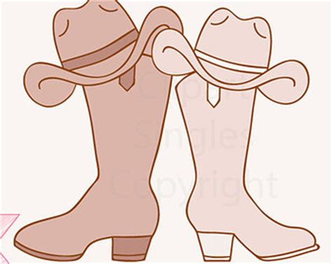 Western Wedding Clipart by Western Wedding Clipart