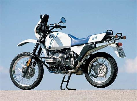 Erstes Motorrad Kaufen by Bmw R 100 Gs Erstes Motorrad Mit Paralever