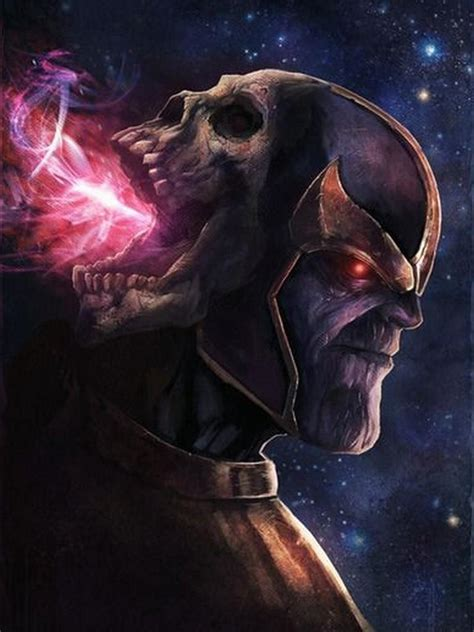 thanos wallpaper art  android apk
