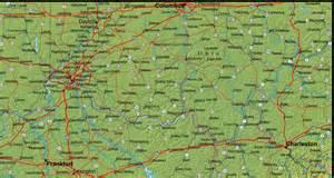 map of kentucky detailed map of kentucky images