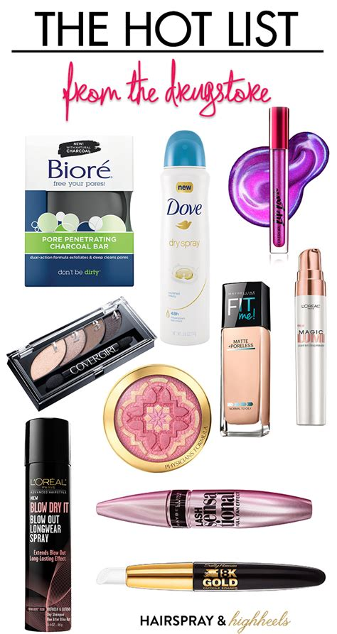14 best drugstore conditioners beauty tips product the best drugstore beauty products hairspray and highheels