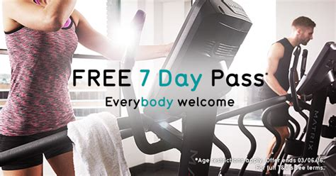 pure gym great news   giving   day passes