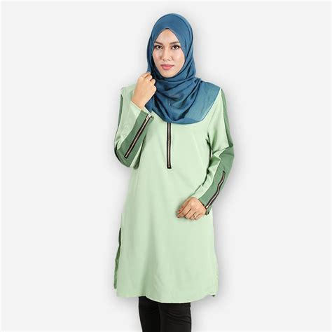Baju Kaos Stussy Must Buy Keren Alfamerch muslimah blouse fashion chevron blouse