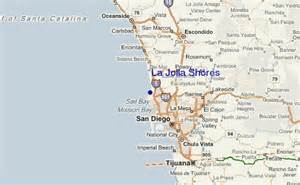 where is la jolla california on a map la jolla shores surf forecast and surf reports cal san