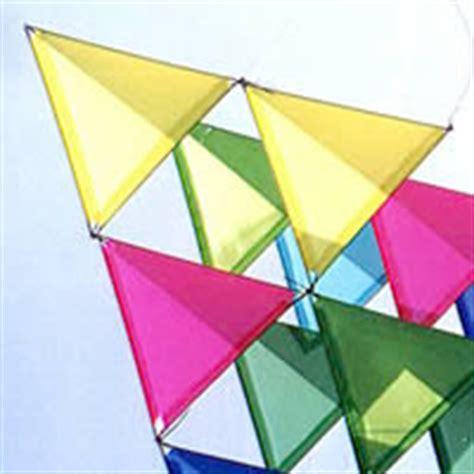 tetrahedron kite template mathtrail