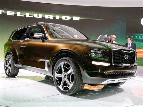 Kia Telluride 2020 Interior by 2020 Kia Telluride Release Date And Predictions 2019