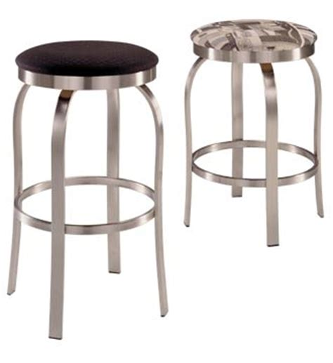 Stainless Steel Swivel Bar Stools by Napa Swivel Bar Stool