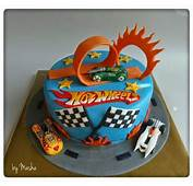 Hot Wheels Racing League Birthday Party Cakes